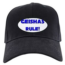 Geishas Rule! Baseball Hat