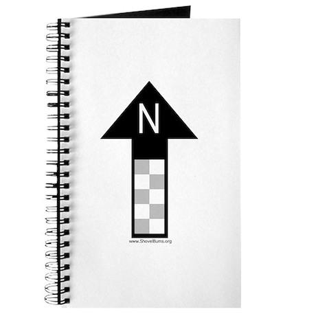 Archaeology north arrow Journal
