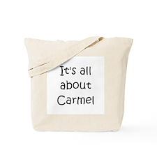 Cute Carmel Tote Bag