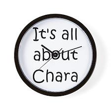 Funny Chara Wall Clock