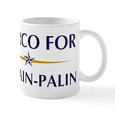 NORCO for McCain-Palin Mug