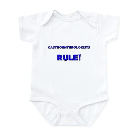 Gastroenterologists Rule! Infant Bodysuit
