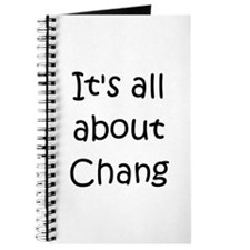 Chang Journal