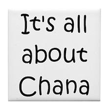 Cool Chana Tile Coaster