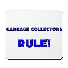Garbage Collectors Rule! Mousepad