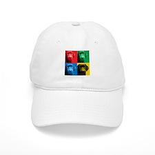 PopArtPups Baseball Cap