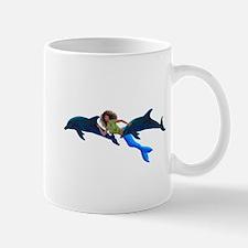 Dolphin Kicks Mug