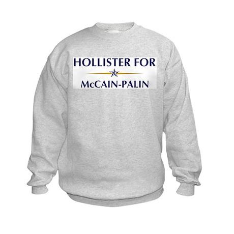 HOLLISTER for McCain-Palin Kids Sweatshirt