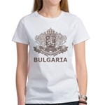 Vintage Bulgaria Women's T-Shirt