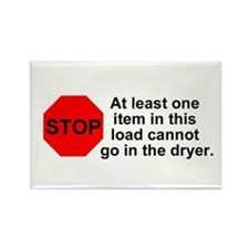Washer/Dryer Magnet (rectangular)