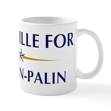 FARMVILLE for McCain-Palin Mug