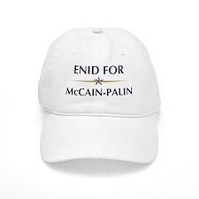 ENID for McCain-Palin Baseball Cap