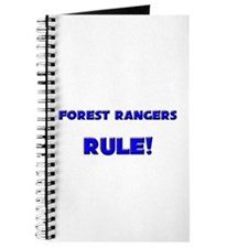 Forest Rangers Rule! Journal