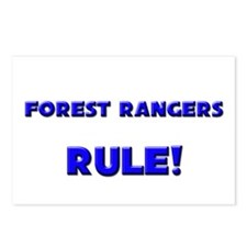 Forest Rangers Rule! Postcards (Package of 8)