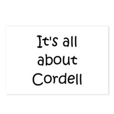 Cool Cordell Postcards (Package of 8)