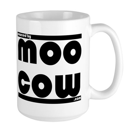 Large moocow Mug