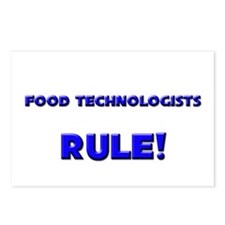 Food Technologists Rule! Postcards (Package of 8)