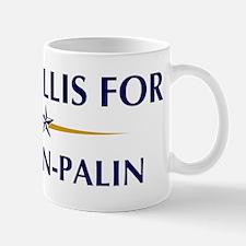 CORVALLIS for McCain-Palin Mug