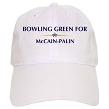 BOWLING GREEN for McCain-Pali Baseball Cap