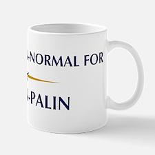 BLOOMINGTON-NORMAL for McCain Mug