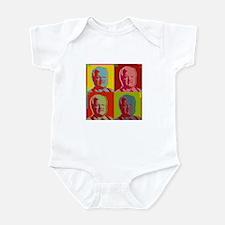 Ted Kennedy Infant Bodysuit