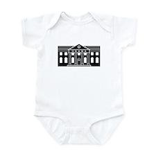 President Obamas House Infant Bodysuit