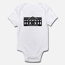 President Obamas House Infant Bodysuit