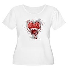 Heart Burundi T-Shirt