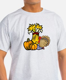 Thanksgiving Harvest T-Shirt