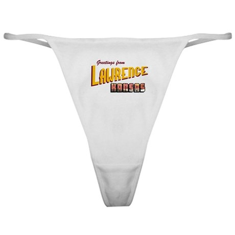 Lawrence Classic Thong