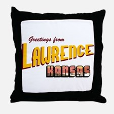Lawrence Throw Pillow