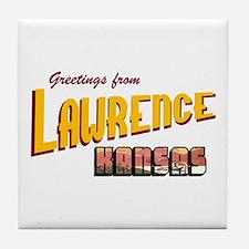 Lawrence Tile Coaster