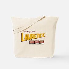 Lawrence Tote Bag