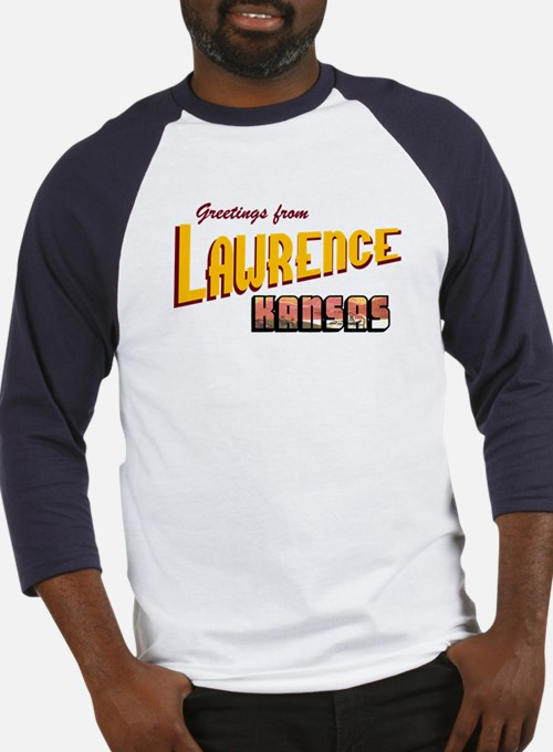 Lawrence Baseball Jersey
