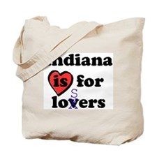 Indiana is for Losers Tote Bag