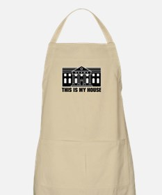 This is My House BBQ Apron