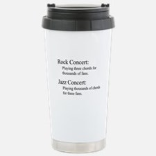Cool Rock concert Travel Mug