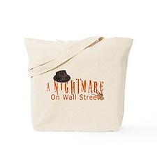 Nightmare on Wall Street Tote Bag