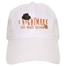 Nightmare on Wall Street Baseball Cap