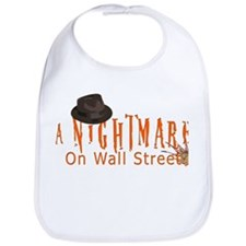 Nightmare on Wall Street Bib