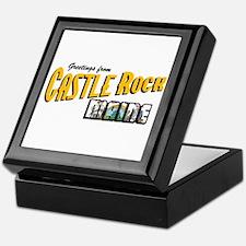 Castle Rock Keepsake Box