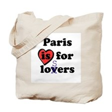 Paris is for Losers Tote Bag