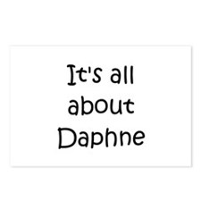 Funny Daphne Postcards (Package of 8)