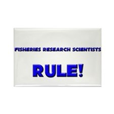 Fisheries Research Scientists Rule! Rectangle Magn