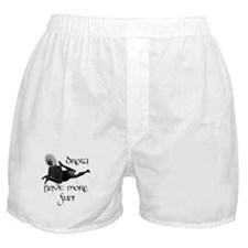 Unique Dark Boxer Shorts