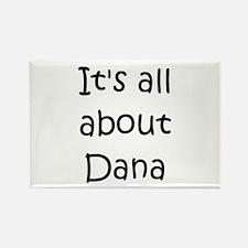 Cool Dana Rectangle Magnet