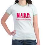 M.A.D.D. Jr. Ringer T-Shirt