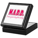 M.A.D.D. Keepsake Box