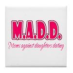 M.A.D.D. Tile Coaster