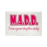 M.A.D.D. Rectangle Magnet